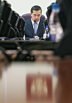 Министр природных ресурсов (МПР) России Юрий Трутнев
