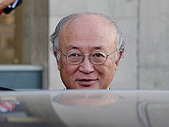 Генеральный директор МАГАТЭ Юкия Амано