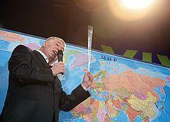 Заместитель председателя Государственной Думы России, лидер Либерально-демократической партии России (ЛДПР) Владимир Жириновский