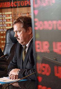 Директор департамента торговых переговоров министерства экономики России, руководитель делегации на переговорах о вступлении России во Всемирную торговую организацию Максим Медведков
