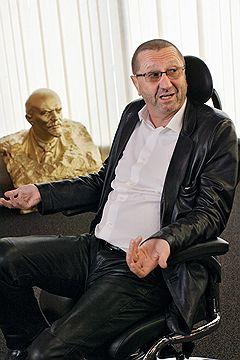 """Президент """"Европейской медиа группы"""", основатель радиостанции """"Европа Плюс"""" Жорж Полински"""