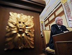Председатель Государственной думы России Борис Грызлов