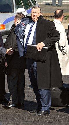 Руководитель Федеральной таможенной службы (ФТС) России Андрей Бельянинов