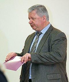 Председатель Федерации независимых профсоюзов (ФНПР) Михаил Шмаков