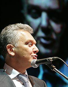Министр промышленности и торговли России Виктор Христенко