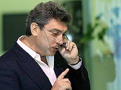 Борис Немцов просит следственный комитет разобраться с тем, как его телефонные разговоры попали в открытый доступ