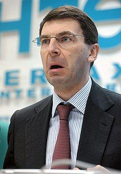 Министр связи и массовых коммуникаций России Игорь Щеголев