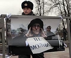 """17 декабря 2011 года. Общегражданский митинг против фальсификации выборов под лозунгом """"Что делать дальше?"""", организованный партией """"Яблоко"""", прошел на Болотной площади"""