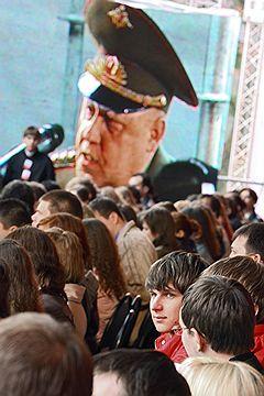 Генерал армии Юрий Балуевский