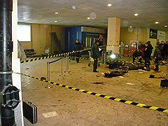 Жертвами теракта в Домодедово стали 37 человек, еще 170 получили ранения
