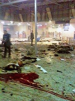 """Последствия взрыва в аэропорту """"Домодедово"""""""
