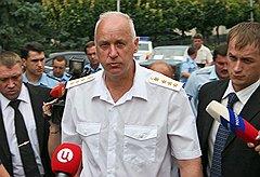 Председатель Следственного комитета при прокуратуре России Александр Бастрыкин