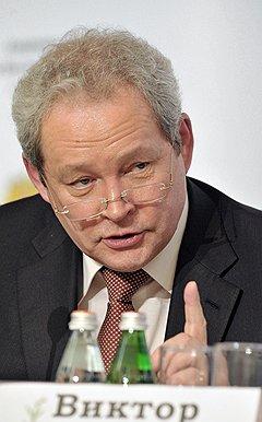 Министр регионального развития России Виктор Басаргин