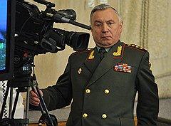 Начальник Генштаба — первый заместитель министра обороны генерал армии Николай Макаров