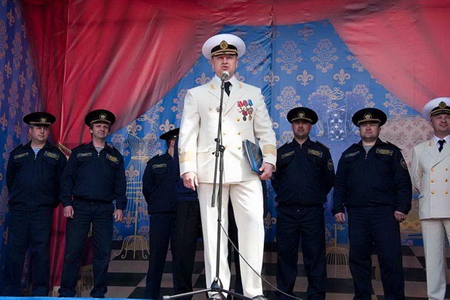 Бывший руководитель Северо-Западного территориального управления Росрыболовства  Сергей Муравьев