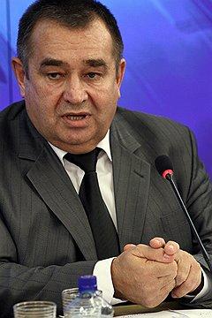 Заместитель мэра Москвы, руководитель департамента транспорта и развития дорожно-транспортной инфраструктуры Москвы Николай Лямов