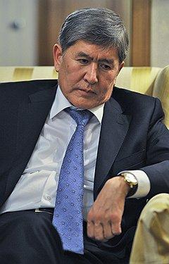 Кыргызстан теперь не та страна, которая будет у кого-то клянчить кредиты. Если кто-то хочет нам помочь, мы не откажемся
