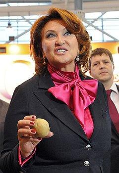 Министр сельского хозяйства России Елена Скрынник