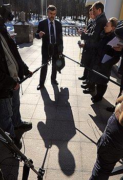 Заместитель министра экономического развития России Андрей Клепач