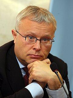 Председатель совета директоров Национальной резервной корпорации Александр Лебедев
