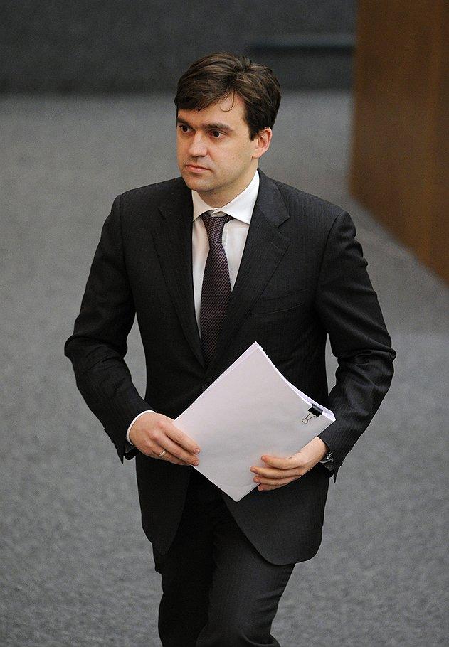Заместитель министра экономического развития России Станислав Воскресенский