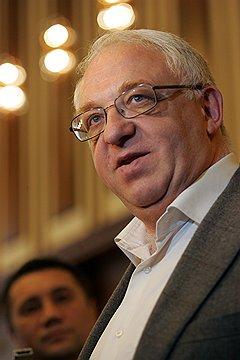 Заместитель министра связи и массовых коммуникаций России Наум Мардер