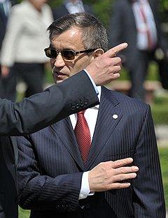 Министр внутренних дел России Рашид Нургалиев