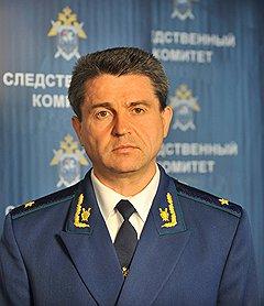 Руководитель Управления взаимодействия со СМИ Следственного комитета России Владимир Маркин