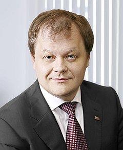 Генеральный директор X5 Retail Group Андрей Гусев