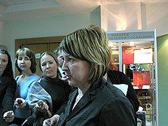 Вице-премьер ульяновского облправительства Татьяна Дейкун