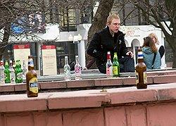 """""""Балтика """" напилась слабоалкогольных коктейлей."""