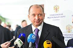 Бывший губернатор Самарской области Владимир Артяков