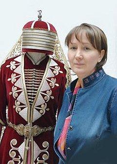 Мадина Хацукова (на фото), как полагает следствие, благодаря родственным связям в руководстве КБР, бесплатно получила в свое распоряжение здание площадью более 500 кв. м