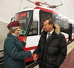 Виктор Зубков глубоко погрузился в проблемы Волгограда, пролоббировав запуск второй линии скоростного трамвая 1 — метротрама