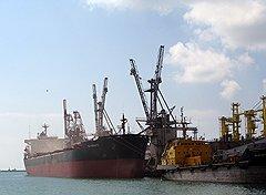 НМТП не устоял перед ураганом // Перенос SPO порта может обернуться изменением схемы его приватизации.
