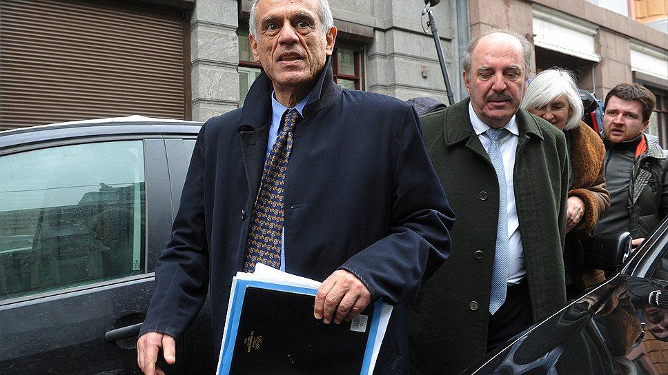 Министр финансов Кипра Михалис Саррис пока привез в Москву слишком мало кипрских бумаг