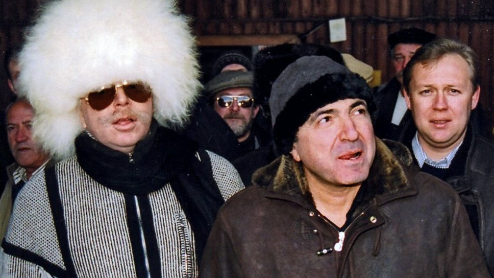 Бадри Патаркацишвили был компаньоном Бориса Березовского не только в бизнесе, но и в политике