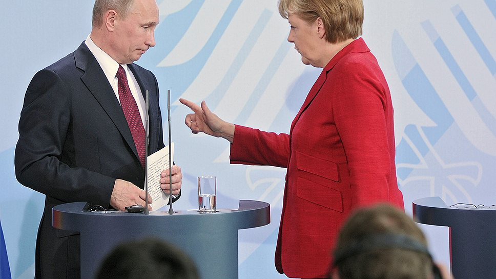 Российских прокуроров заметили в Германии / Проверки иностранных НКО грозят обострением отношений с Западом