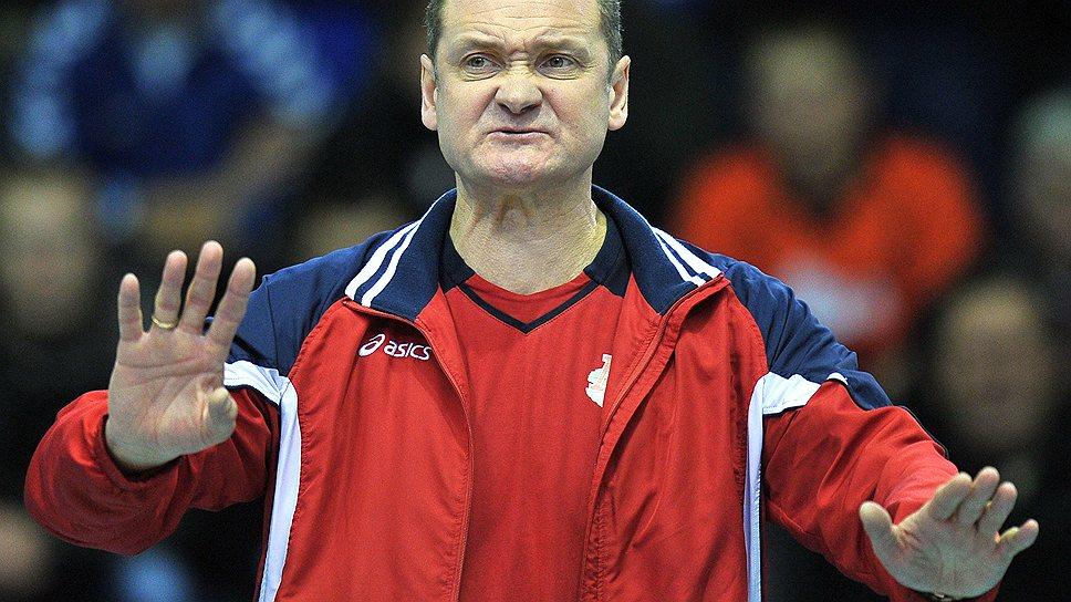 Главного успеха в тренерской карьере Андрей Воронков добился всего две недели назад, выиграв Лигу чемпионов
