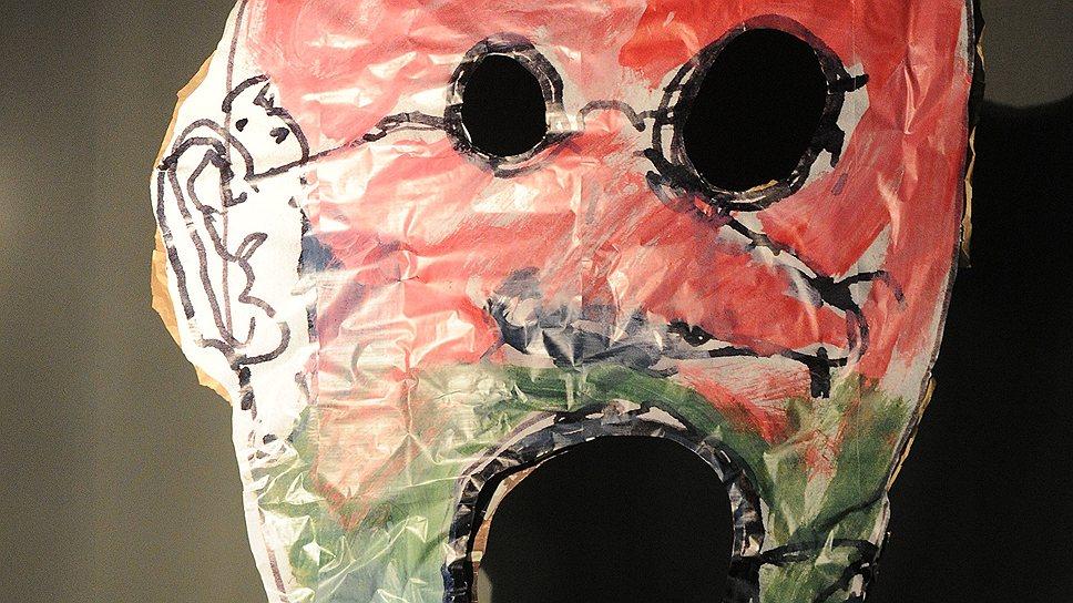 """Хулиганский портрет Большого Брата вызвал у героинь """"Весны священной"""" невиданное ожесточение"""