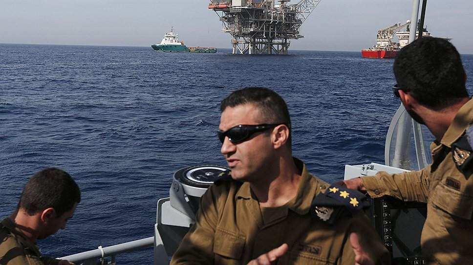 Израиль отправил на защиту своих газовых месторождений спецназ, ракетные катера, боевые корабли и беспилотники
