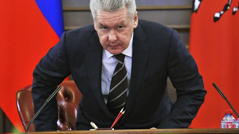 Сергей Собянин поручил наблюдать за гражданами в цвете и с разрешением HD