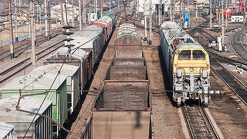 Железные дороги замедлили торможение  / ОАО РЖД останавливает 3% грузовых вагонов