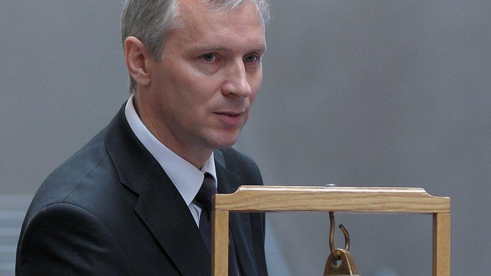 По версии следствия, действия Андрея Лялина причинили государству ущерб в несколько сотен миллионов рублей
