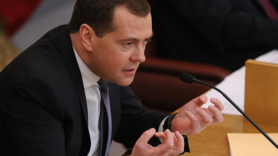Как Дмитрий Медведев выступил в 2013 году