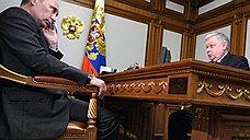 Владимир Путин выдал визу на загранпаспорт