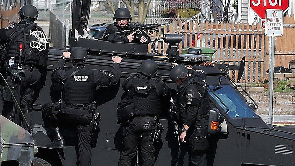 Знакомый террор в Бостоне / Американскими террористами-взрывниками оказались братья Тамерлан и Джохар Царнаевы