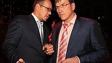 По предварительной версии следствия, убийство Андрея Уварова (слева) связано с его профессиональной деятельностью