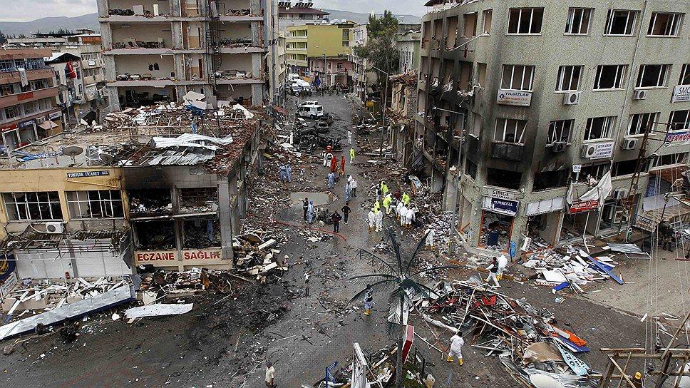 Взрывы в Рейханлы стали одним из самых кровопролитных терактов в истории Турции