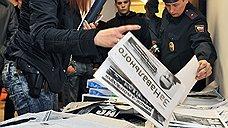 К Алексею Навальному пришли за листовками